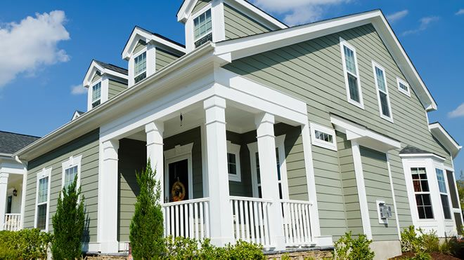 Exterior Home Improvement - Siding Decks & Windows in Sacramento