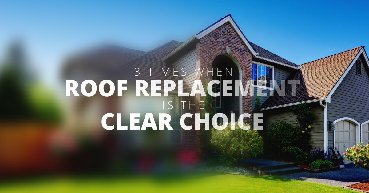 How to know when you need a roof replacement
