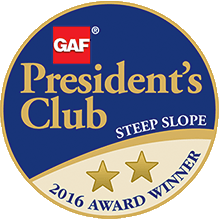 2016 GAF Presidents Club Award