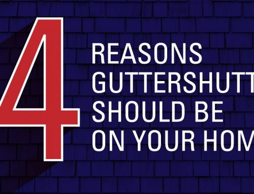 4 Reasons Guttershutter Should Be On Your Home
