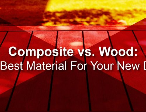 Composite vs. Wood: The Best Material For Your New Deck